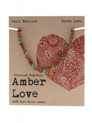 AMBER LOVE Amber Earth Love 33cm