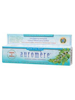 AUROMERE Toothpaste - Ayurvedic 117g