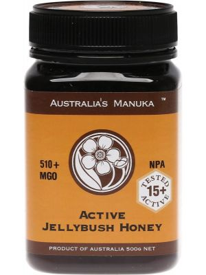 Australia's Manuka Bush Honey ULF 15+ 500g