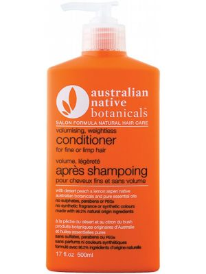 AUSTRALIAN NATIVE BOTANICALS Conditioner Volumising 500ml