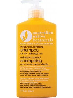 AUSTRALIAN NATIVE BOTANICALS Shampoo Moisturising 500ml