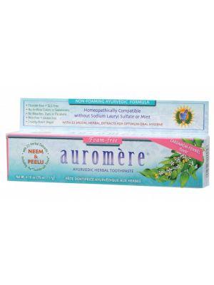 Auromere Cardamom Toothpaste 117g