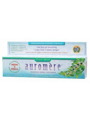 Auromere Mint Toothpaste 117g