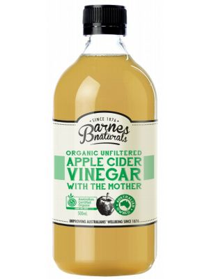 BARNES NATURALS Apple Cider Vinegar 500ml