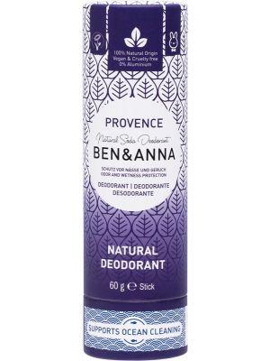 BEN & ANNA Natural Soda Deodorant Stick Provence 60g