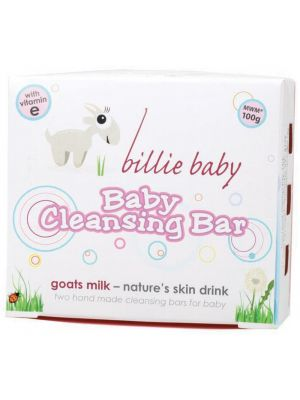 Billie Baby Baby Cleansing Bar 2x50g