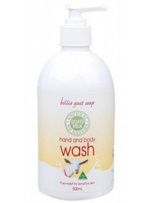 BILLIE GOAT SOAP Hand & Body Wash 500ml