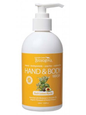 Biologika Lemon Hand Wash 250ml