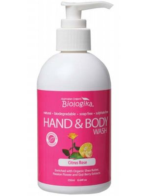 Biologika Citrus Hand Wash 250ml
