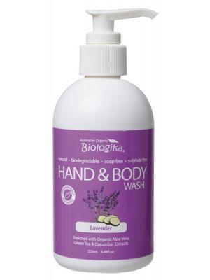 Biologika Lavender Hand Wash 250ml