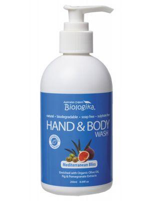Biologika Mediterranean Hand Wash 250ml