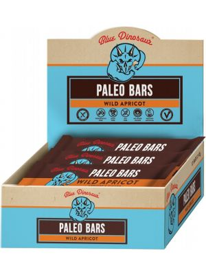 BLUE DINOSAUR Ginger Nut 12x45g