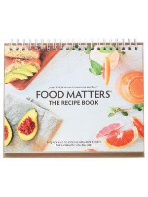 BOOK Food Matters - The Recipe Book