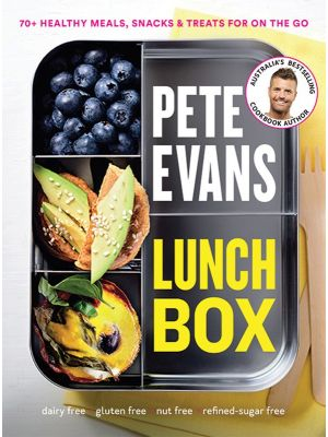 Lunch Box By Pete Evans Book