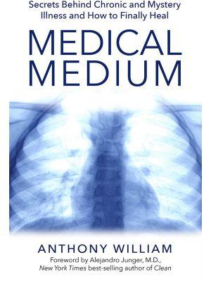 BOOK Medical Medium By Anthony William