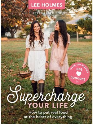 BOOK Supercharge Your Life By Lee Holmes