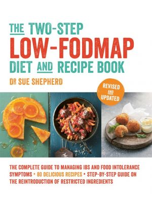 Two-Step Low-FODMAP Diet Book By Dr Sue Shepherd Book