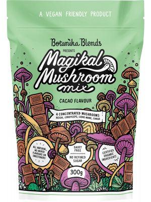 BOTANIKA BLENDS Magikal Mushroom Mix Cacao 300g