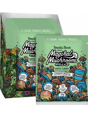 BOTANIKA BLENDS Magikal Mushroom Mix Coffee 16x10g