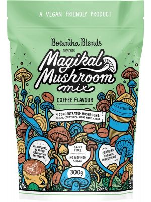 BOTANIKA BLENDS Magikal Mushroom Mix Coffee 300g