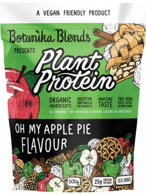 BOTANIKA BLENDS Plant Protein Apple Pie 500g