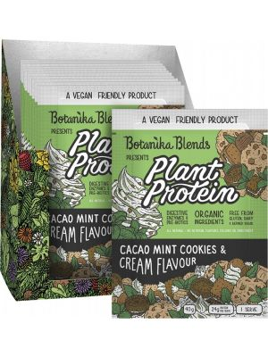 BOTANIKA BLENDS Plant Protein Cacao Mint Cookies & Cream 12x40g