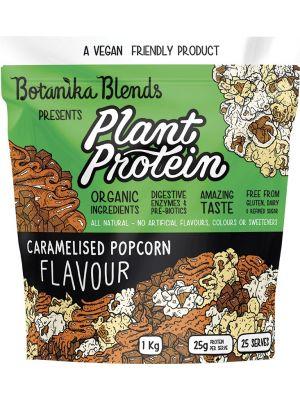 BOTANIKA BLENDS Plant Protein Caramelised Popcorn 1kg
