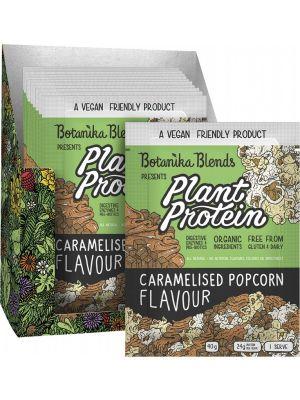 BOTANIKA BLENDS Plant Protein Caramelised Popcorn 12x40g