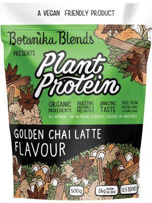 BOTANIKA BLENDS Plant Protein Golden Chai Latte 500g