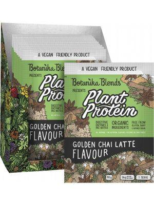 BOTANIKA BLENDS Plant Protein Golden Chai Latte 12x40g