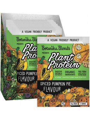 BOTANIKA BLENDS Plant Protein Spiced Pumpkin 12x40g