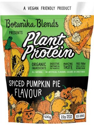 BOTANIKA BLENDS Plant Protein Spiced Pumpkin 500g
