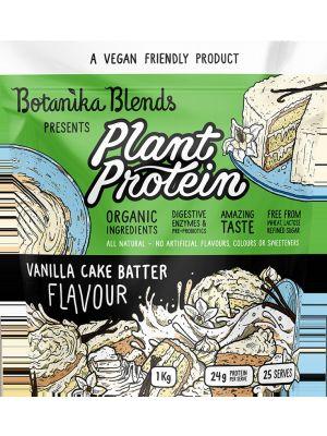 BOTANIKA BLENDS Plant Protein Vanilla Cake Batter 1kg