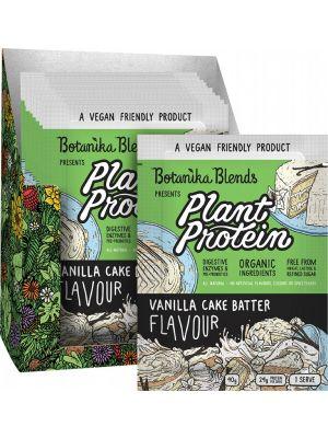 BOTANIKA BLENDS Plant Protein Vanilla Cake Batter 12x40g