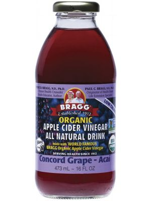 BRAGG ACV Grape Drink 473ml