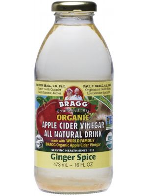 BRAGG Acv Ginger Drink 473ml