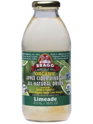 BRAGG Acv Limeade Drink 473ml