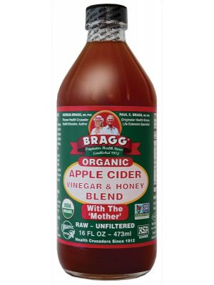 BRAGG ACV & Honey Blend 473ml