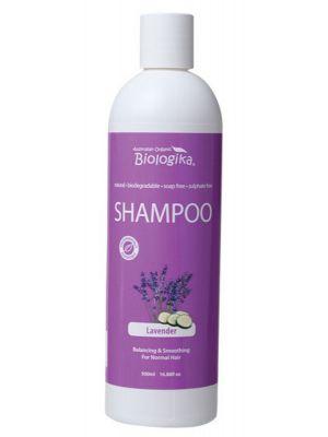 Biologika Lavender Shampoo 500ml