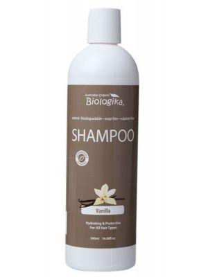 Biologika Vanilla Shampoo 500ml