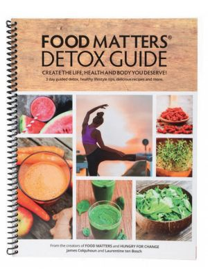 Book Food Matters - 3 Day Guided Detox