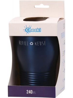 CHEEKI Coffee Cup Ocean 240ml