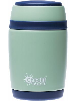 CHEEKI Insulated Food Jar Pistachio 480ml