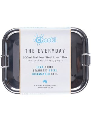 CHEEKI Lunch Box Everyday 500ml