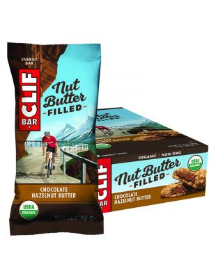 CLIF BAR Chocolate Hazelnut Butter Box Of 12 12x50g