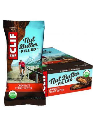 CLIF BAR Chocolate Peanut Butter Box Of 12 12x50g
