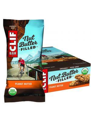CLIF BAR Peanut Butter Box Of 12 12x50g