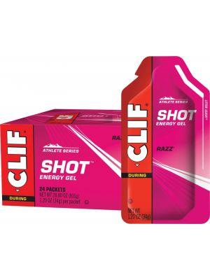 CLIF Shot Energy Gel Razz 24x34g