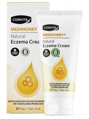 Comvita Medihoney Eczema Cream 50g