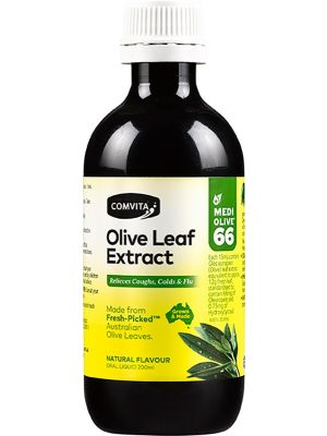 Comvita - Olive Leaf Extract Natural Olive Leaf Extract 200ml